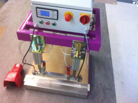 ETFE welding machine